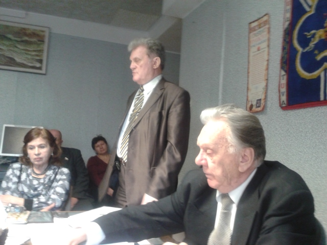 Геннадий Шилин, член Президиума РНАН, о проекте Сталкер