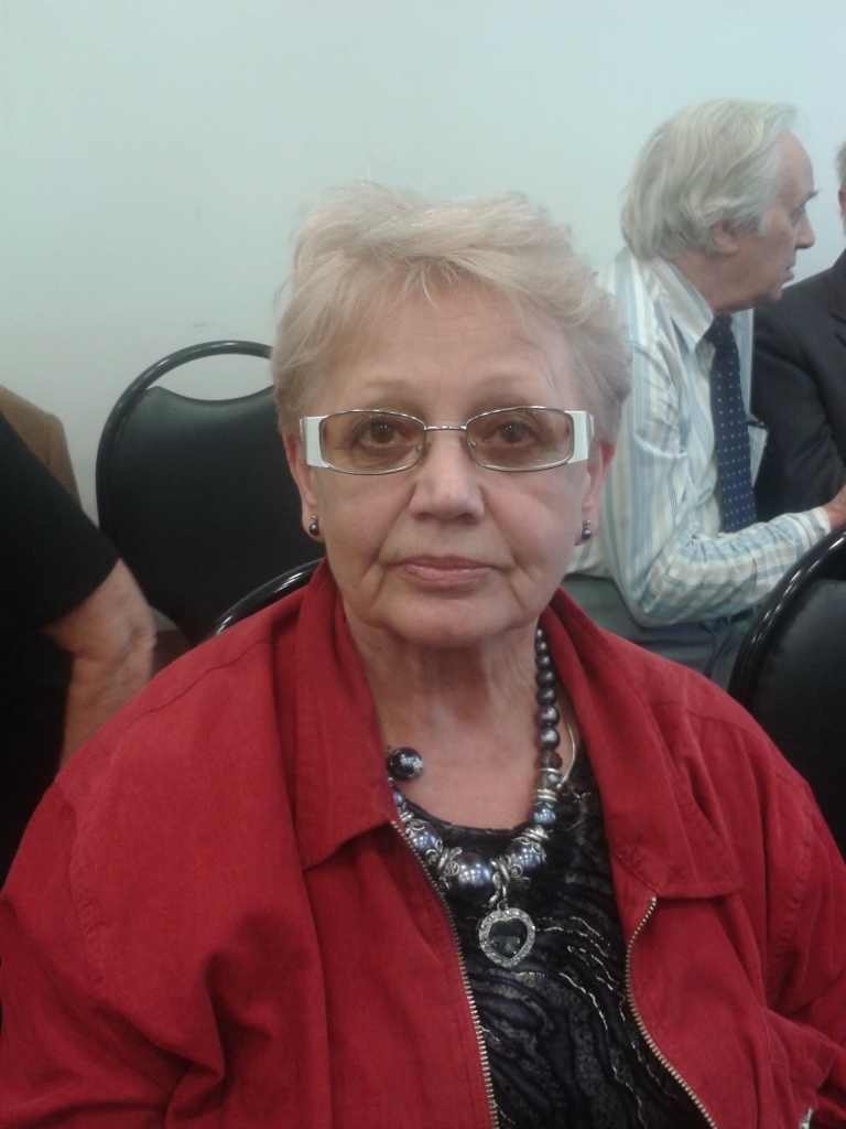 Кузина Надежда Геннадьевна, член ревизионной комиссии Российской Народной Академии наук