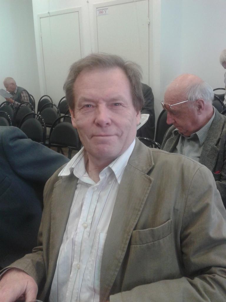 Тюленев Павел Викторович, вице-президент и член Президиума Российской Народной Академии наук