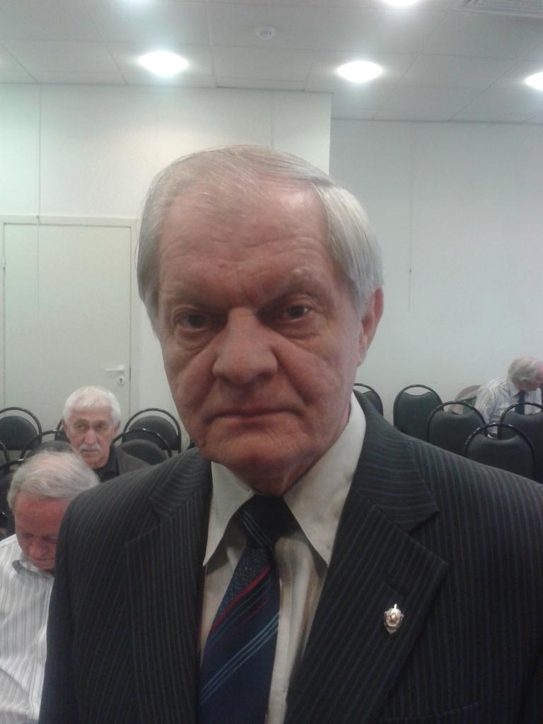 Греков Виктор Васильевич, член Президиума Российской Народной Академии наук