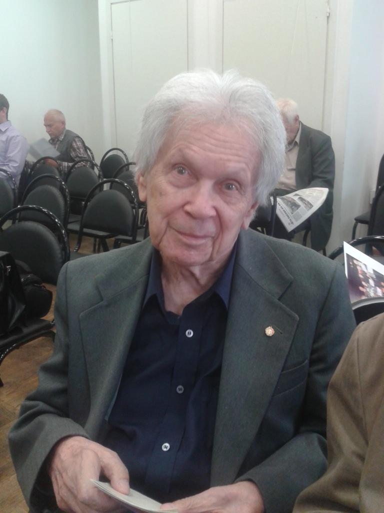 Косолапов Ричард Иванович, член Президиума Российской Народной Академии наук