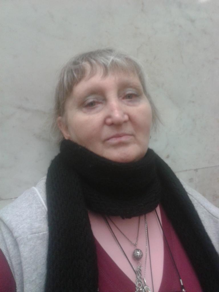 Татьяна Петрова, член Союза художников России, руководитель группы ИЗО РНАН