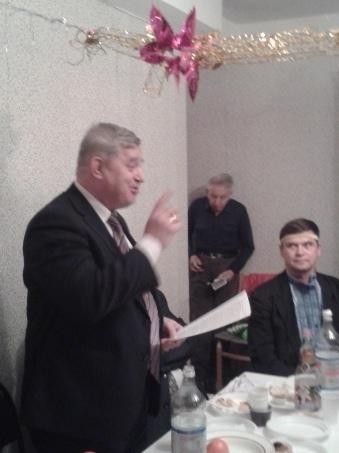 Андрей Лумпов, вице-президент РНАН
