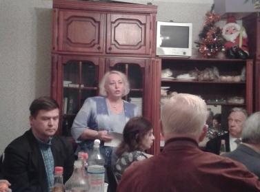 Татьяна Теплякова, вице-президент РНАН