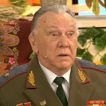 Пётр Иванков, президент Народной Академии наук, генерал-майор в отставке, ветеран Великой Отечественной войны