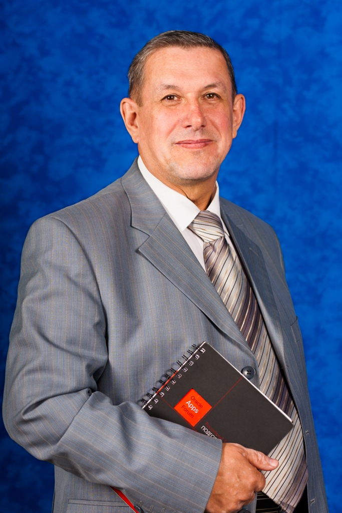 Василий Сенченко, вице-президент, член Президиума Российской Народной Академии наук