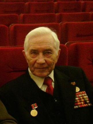 Субботин Виталий Антонович, председатель ревизионной комиссии Российской Народной Академии наук