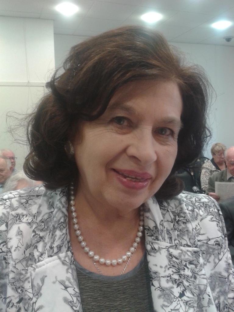 Горбунова Людмила Ивановна, член Президиума Российской Народной Академии наук.