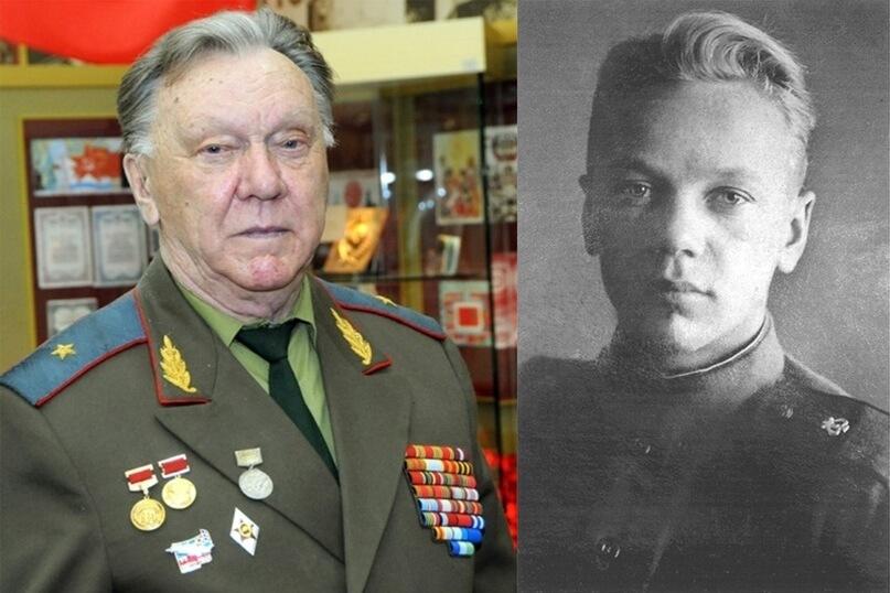 Иванков П.Ф. от юного трубача Тувинской армии до генерала России